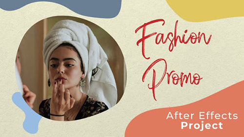 Fashion Promo 33909958 - Project for After Effects (Videohive)