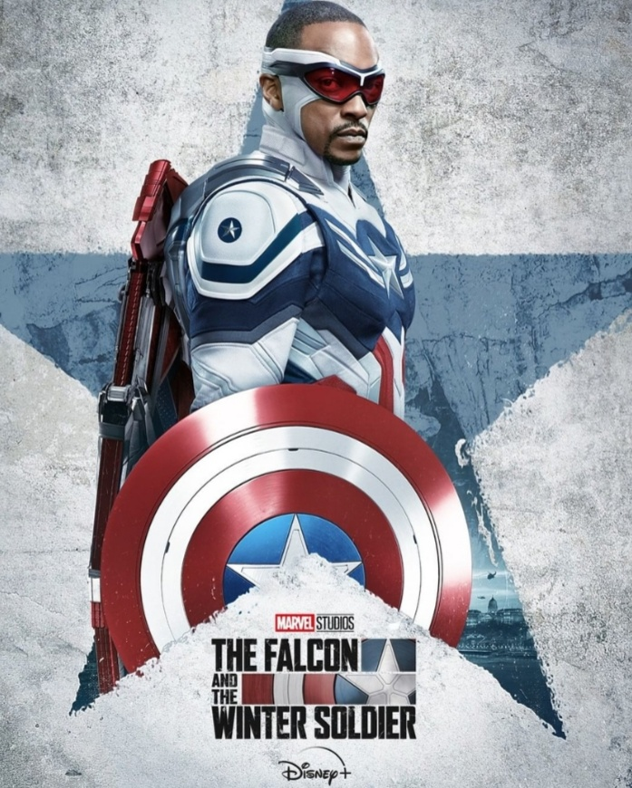 Энтони Маки рассказал, чем его Капитан Америка отличается от героя Криса Эванса