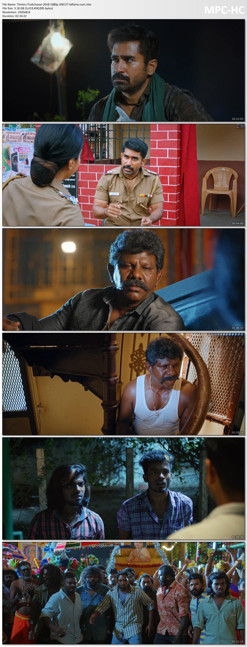 Thimiru Pudichavan 2018 Hindi Full Movie