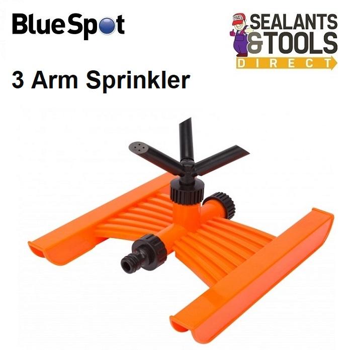 Blue-Spot-3-Arm-Garden-Water-Sprinkler-56070