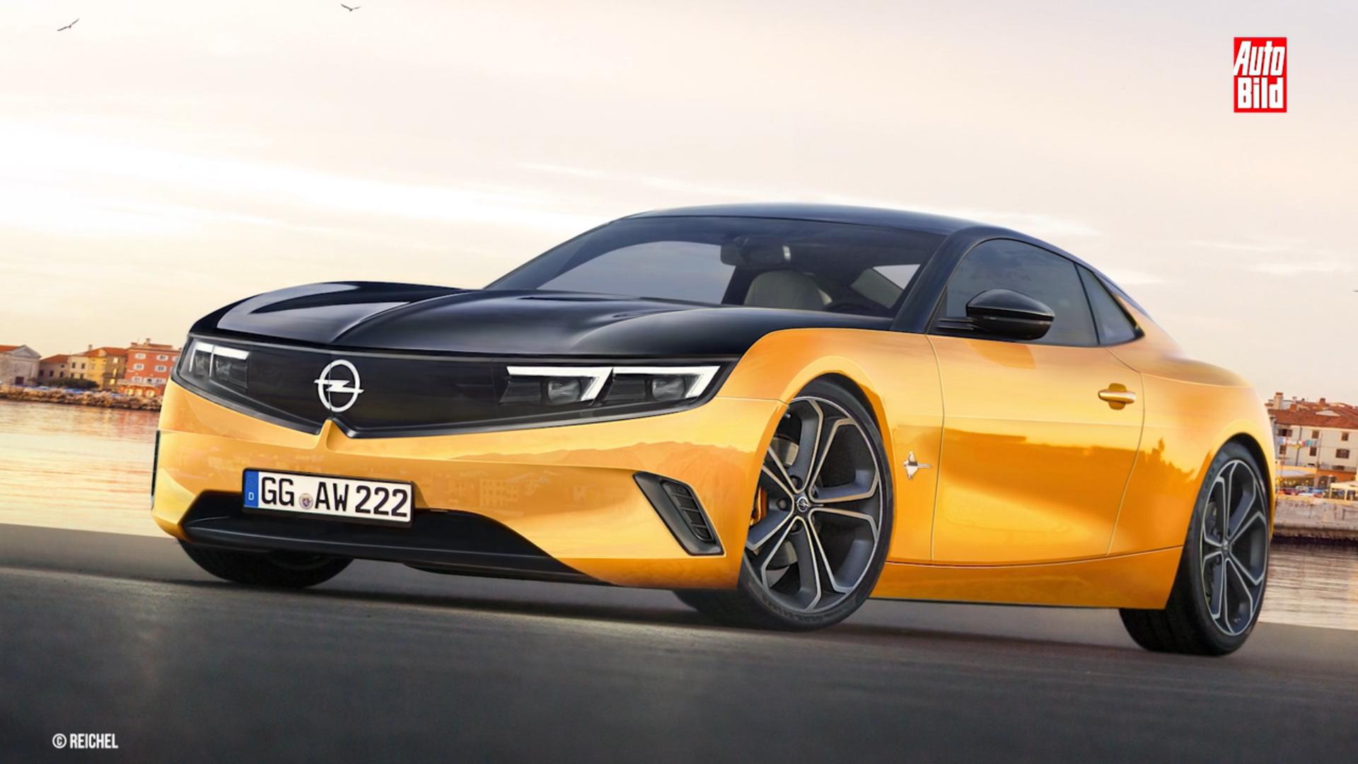 2022 Opel Manta 8