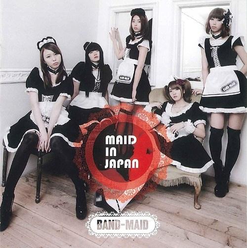 [Album] BAND-MAID – MAID IN JAPAN