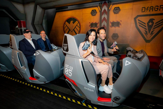 [Hong Kong Disneyland] Ant-Man and The Wasp: Nano Battle! (2019) Xx43