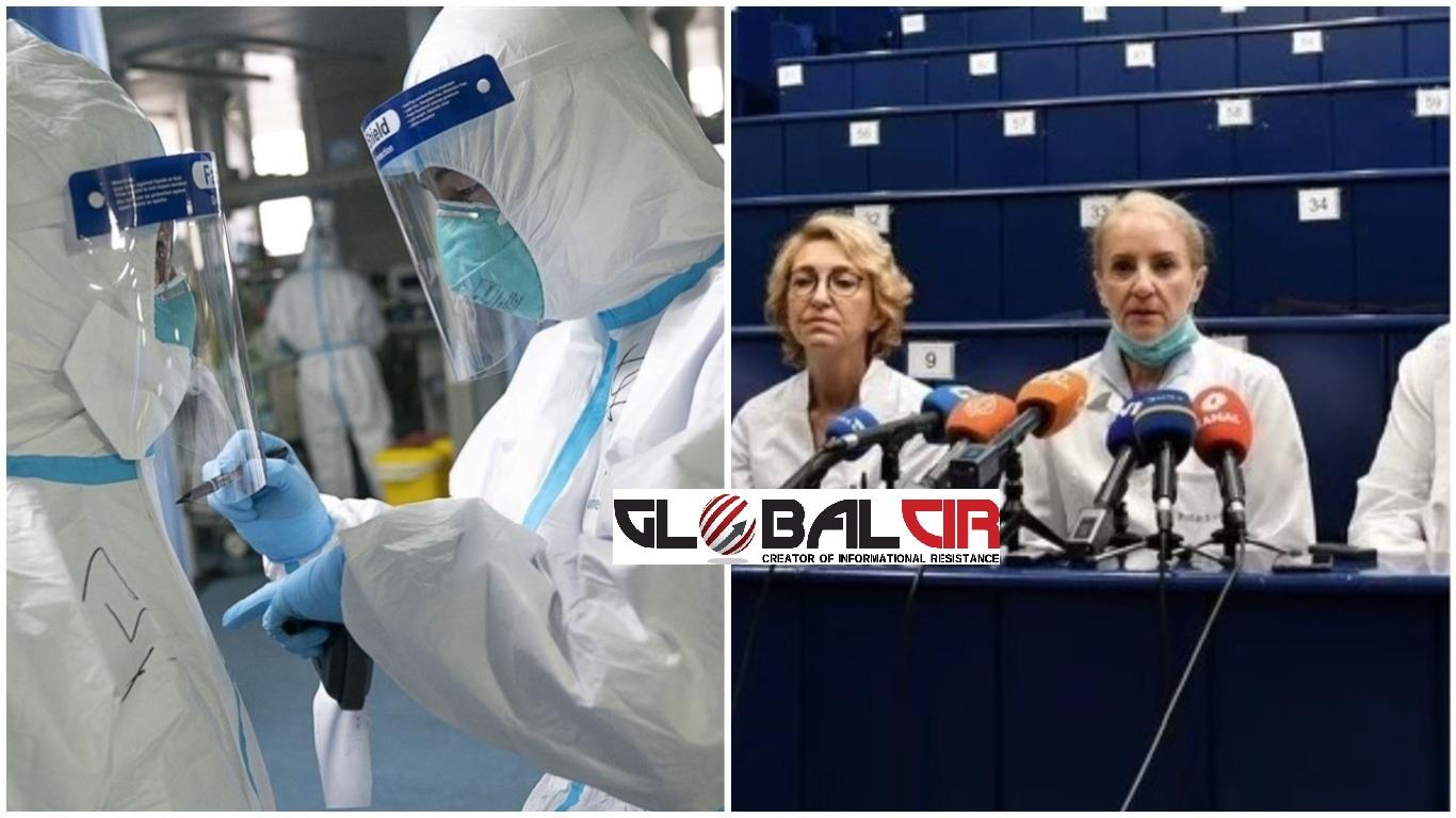 Na KCUS-u testirano 536 uzoraka, na koronu pozitivno šest novih osoba! -  GlobalCir