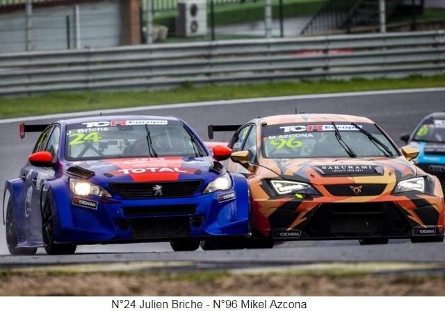 La Peugeot 308 TCR Conclut La Saison De TCR Par Un Double Podium ! 2020-2020-Jarama-Race-2-2020-EUR-Jarama-Race-2-24-Julien-Briche-96-Mikel-Azcona-34
