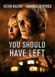 You Should Have Left (Sub ITA) (2020) [Film]