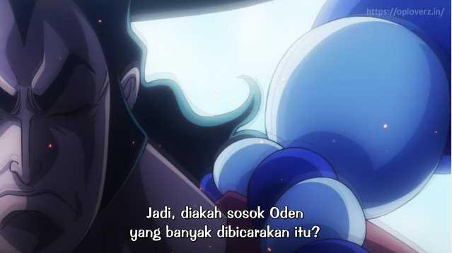 One Piece Episode 960 Subtitle Indonesia