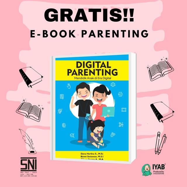 Ebook Parenting gratis IYAB Babywear