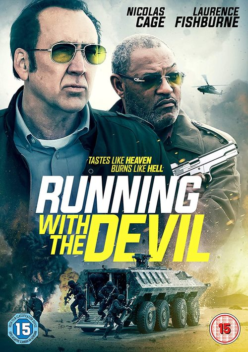 Podróże z diabłem / Running with the Devil (2019) PL.1080p.WEB-DL.x264.DD2.0-FOX | Lektor PL
