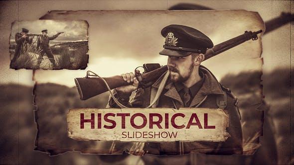 Videohive - Historical Slideshow - 24736662