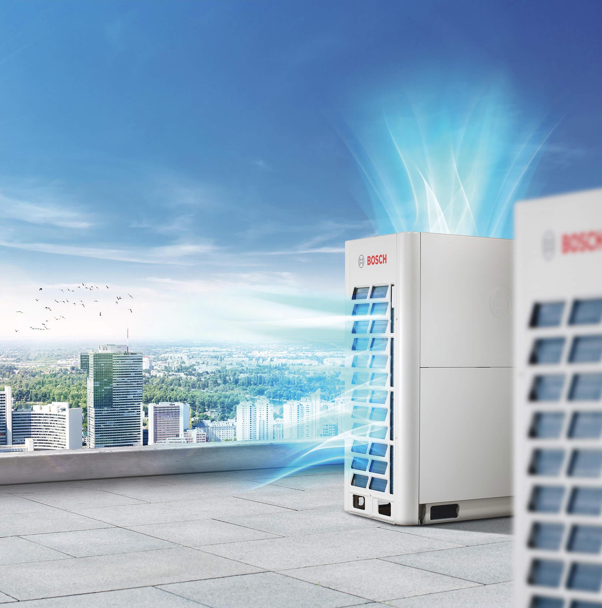 Bosch Air Flux