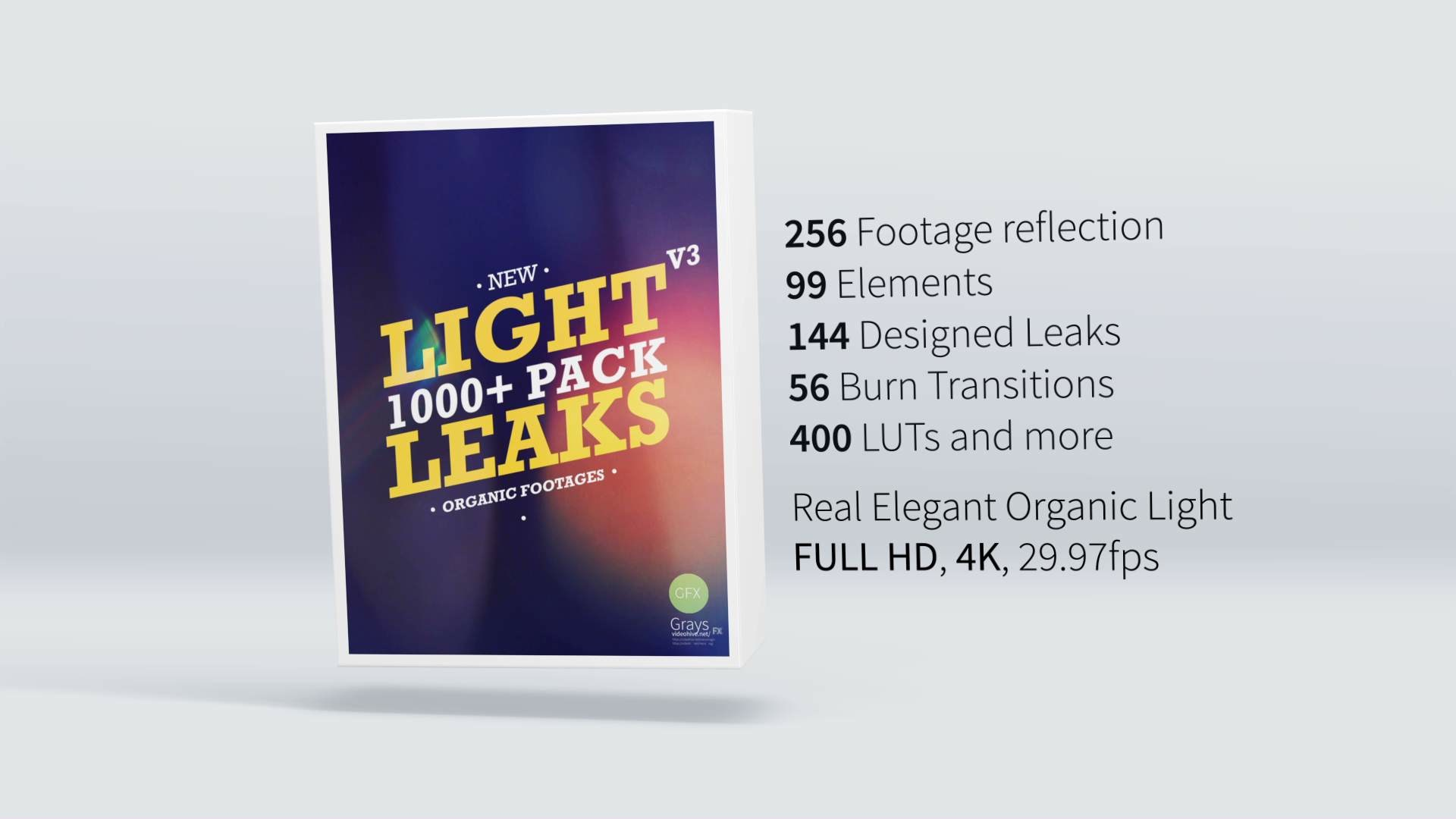 Light Leaks - 29
