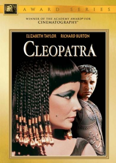 Kleopatra / Cleopatra (1963) PL.BRRip.XviD-GR4PE | Lektor PL
