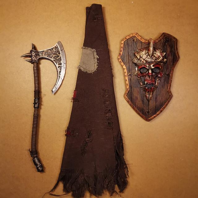 tbleague - NEW PRODUCT: TBLeague: 1/6 Viking Woman (# PL2020-162) 15