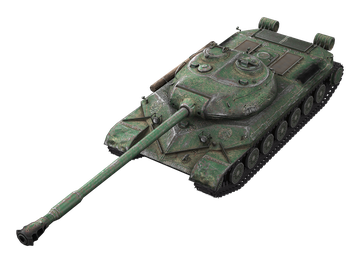 Премиум танк WZ-111 Model 5A World of Tanks Blitz