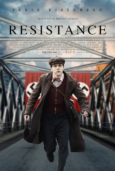 Resistance (2020) English HDRip 720p x264 AAC 900MB Soft ESub DL