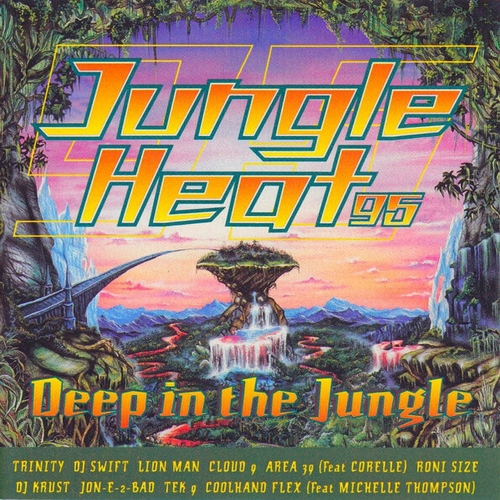 VA - Jungle Heat 95 1995