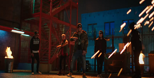 Hollywood Undead - Heart Of A Champion feat. Papa Roach & Ice Nine Kills