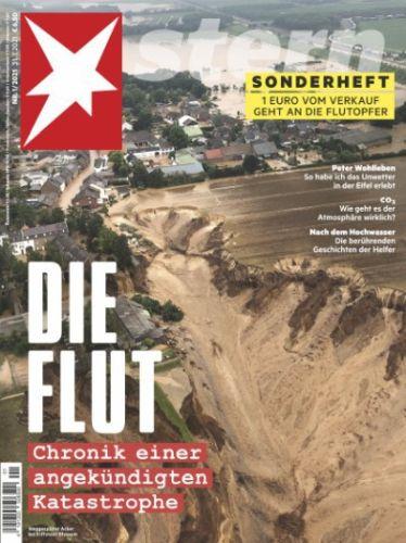 Cover: Der Stern Sonderheft 01 (Die Flut) 2021