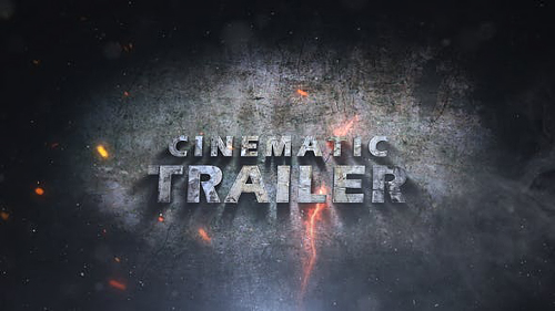Cinematic Trailer 23181732 - Project for After Effects (Videohive)