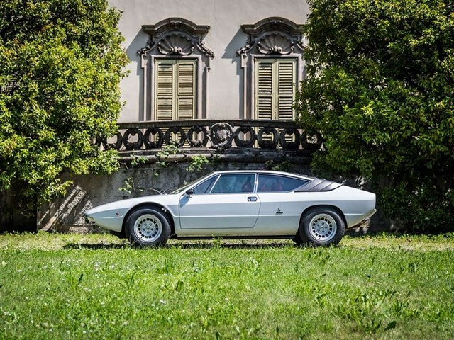 Lamborghini célèbre le 50e anniversaire de l'Urraco 570287
