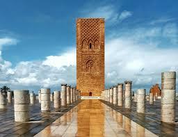 rabat Hassan tower