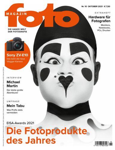 Cover: Fotomagazin No 10 2021