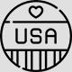 Stampa e spedizione negli Stati Uniti