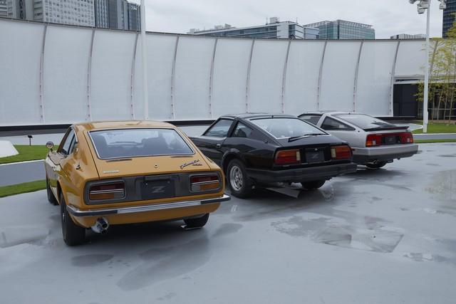 Le Nissan Z Proto : Inspiré Du Passé, Tourne Vers Le Futur 200916-01-080-source