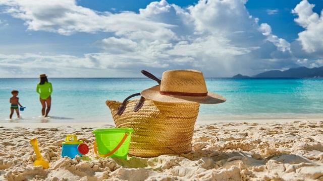 Beach Packing Tips