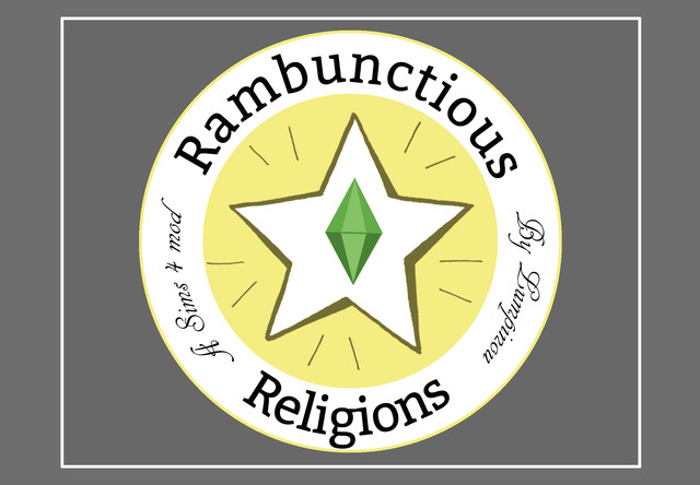 Мод на религии / Rambunctious Religions v1.1 (14.01.2021)
