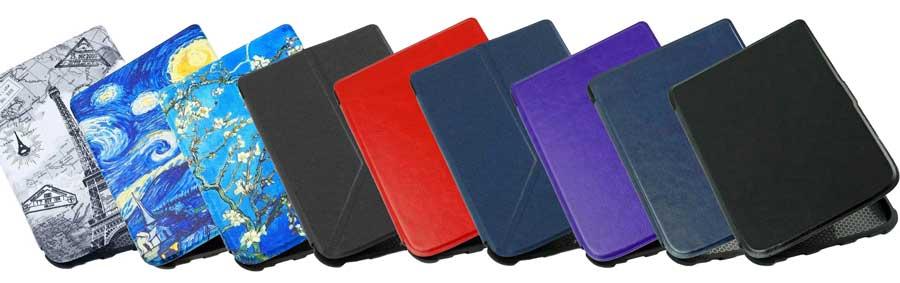 каталог чехлов для Pocketbook 627-616-632