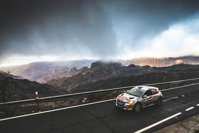 Des Débuts Réussis Pour La Peugeot 208 Rally 4 ! Psa-canarias-71