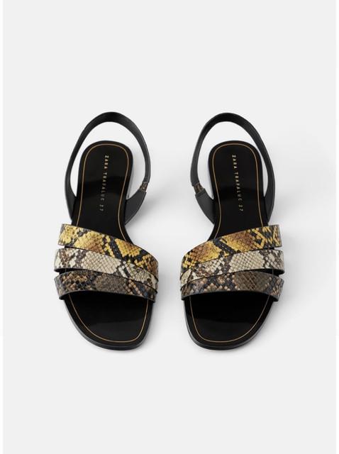 Новые женские сандали Zara 5-AB1-B49-E-0099-4896-B702-26-EF8-ECCEC34
