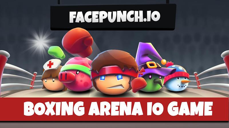 FacePunch.io (MOD, Unlimited Money/Skins)