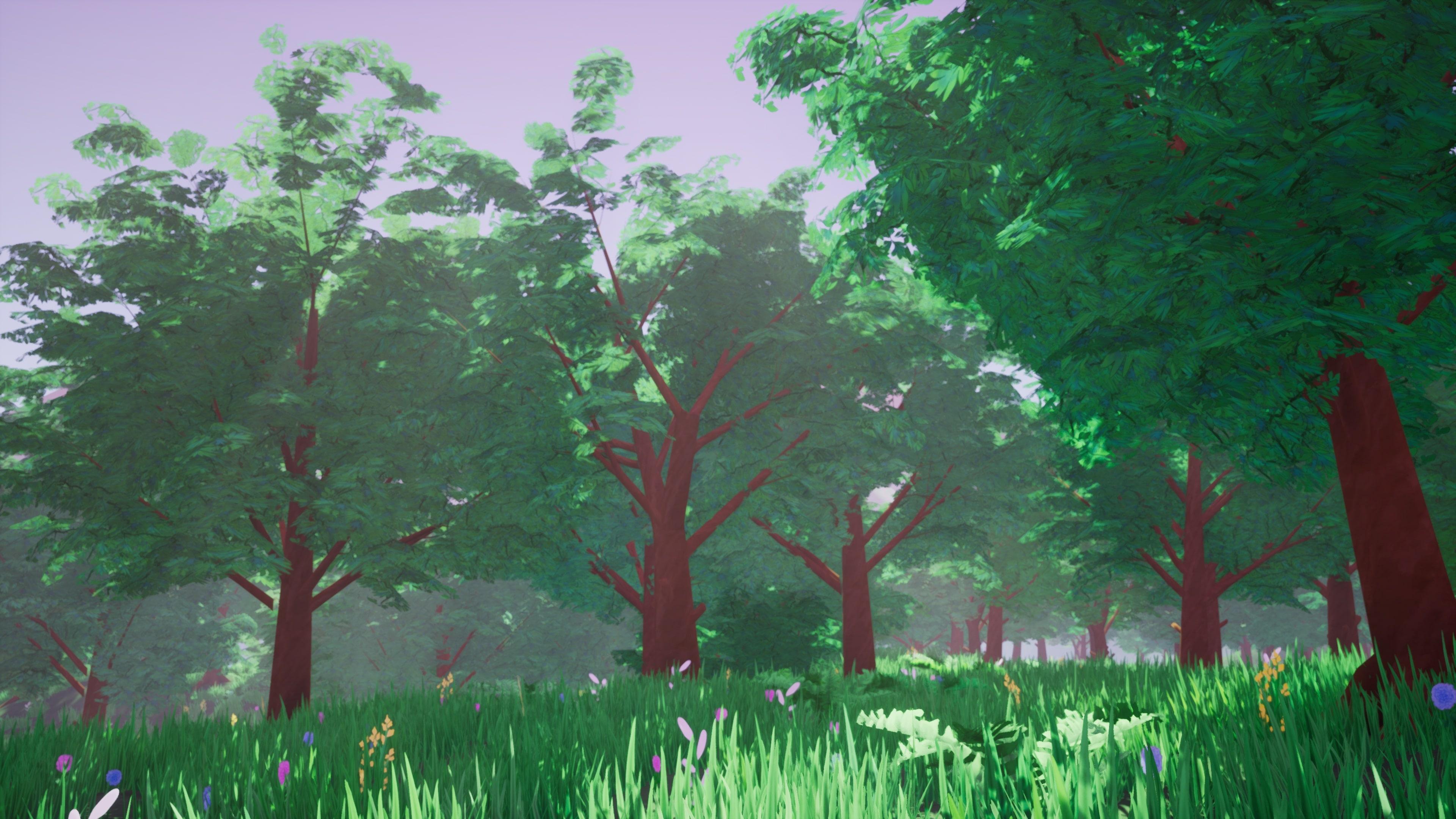 Deity - Creative Forest