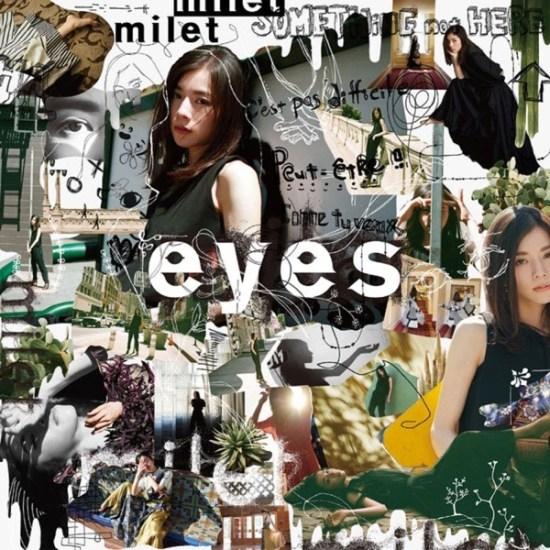 [Album] milet – eyes
