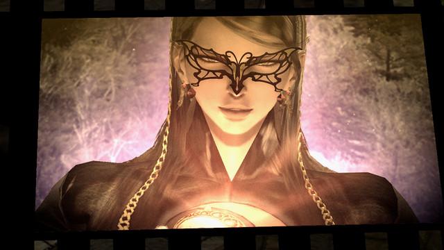 那份極致快感將降臨PlayStation®4! 『BAYONETTA&VANQUISH』第1彈遊戲情報公開! 『BAYONETTA』的故事及系統介紹!  3-story