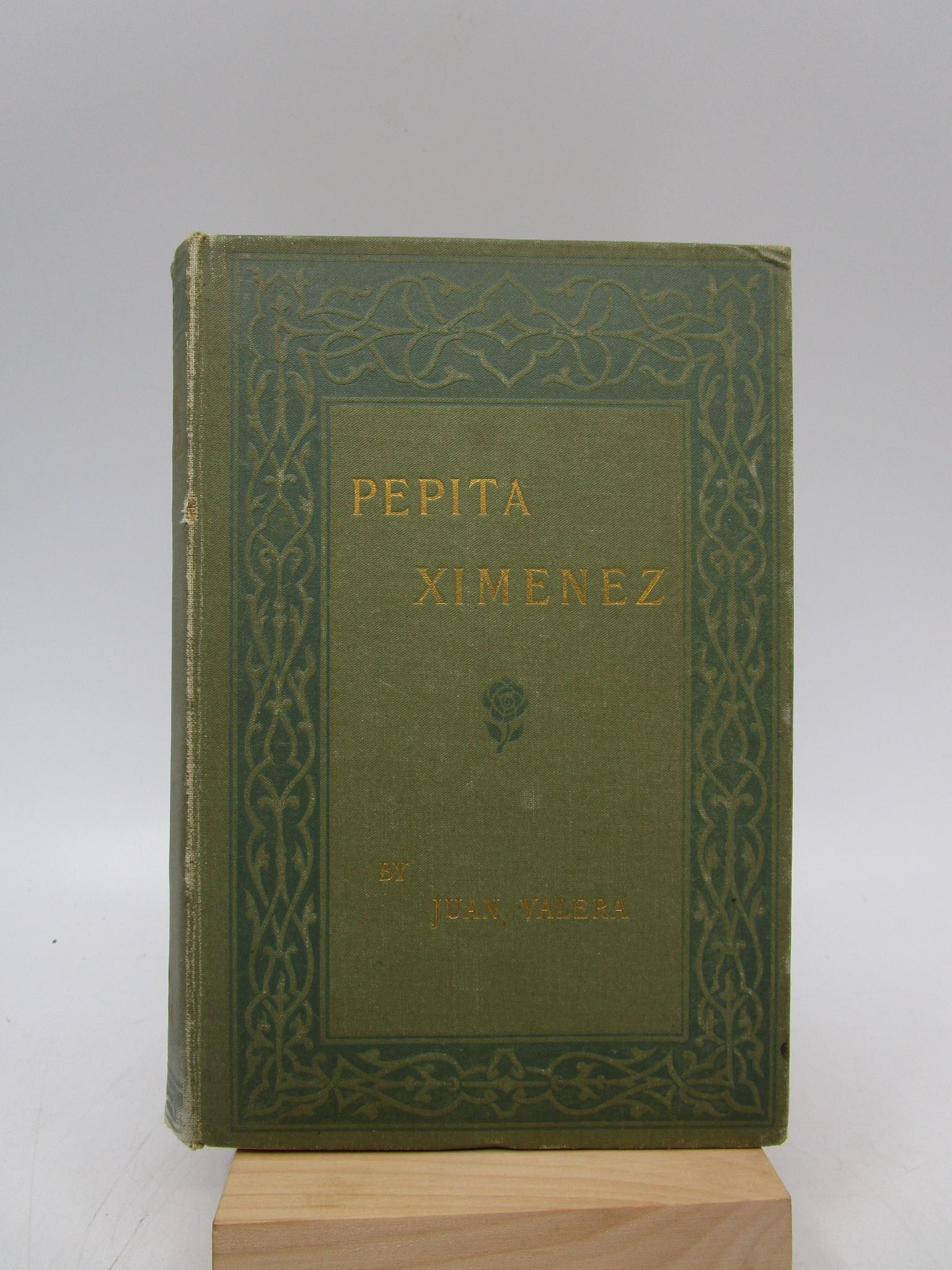 Image for Pepita Ximenez