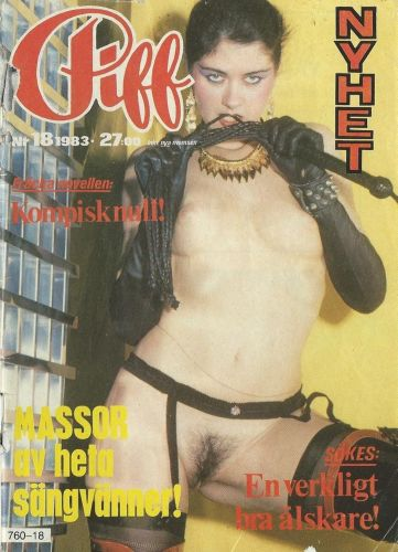 Cover: Piff No 18 1983