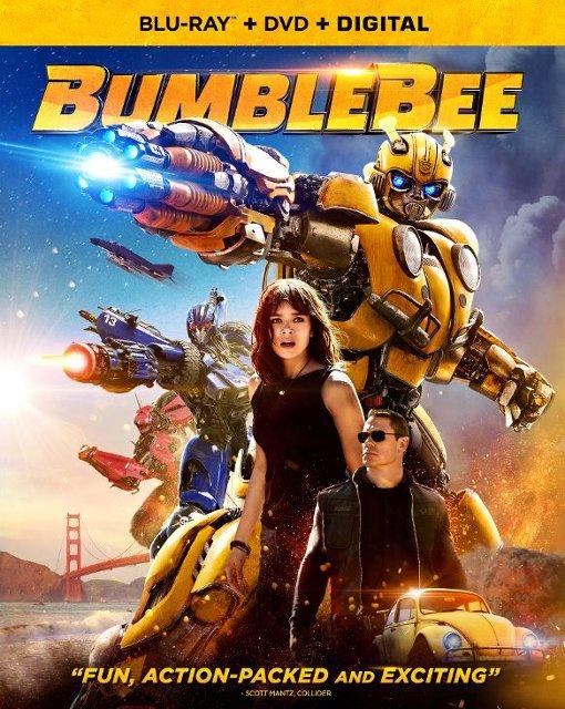 Bumblebee BDRip Latino 1080p/720p