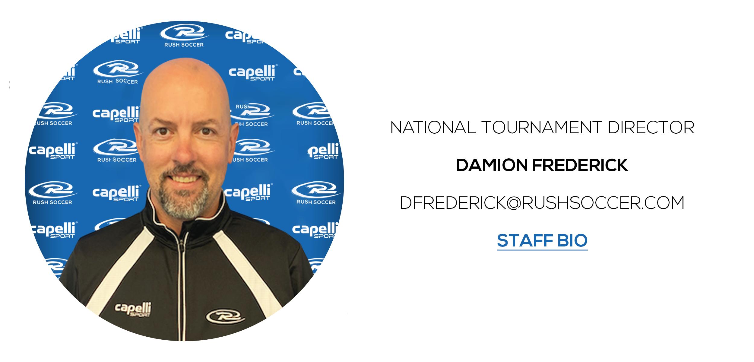 Frederick-Damion