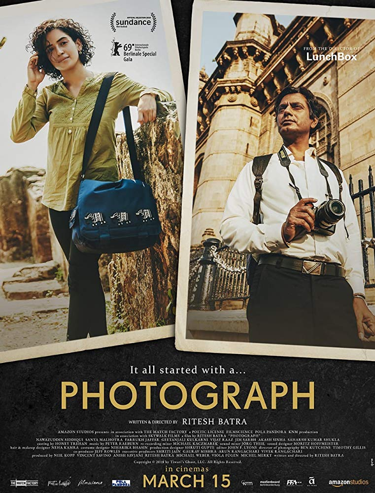 Photograph 2019 Hindi Movie Pre-DVDRip x264 AC3