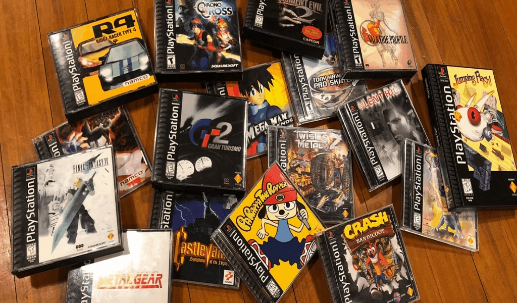 PSP Games Online Store