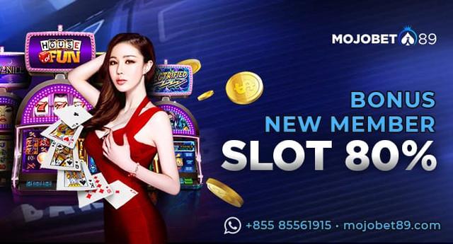 Situs Judi Online, Judi Bola Parlay & Slot Online - MOJOBET89