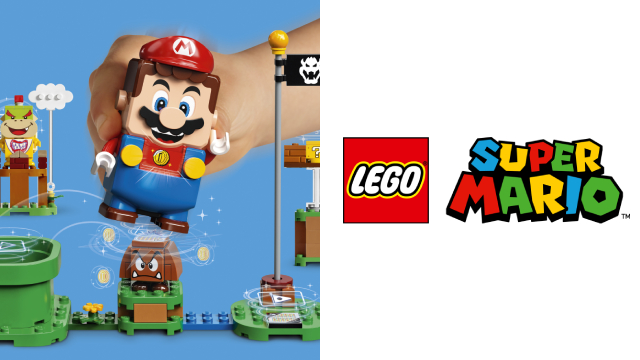 Nintendo & LEGO Officially Unveil Three Upcoming LEGO SUPER MARIO Sets; Prices & Release Date
