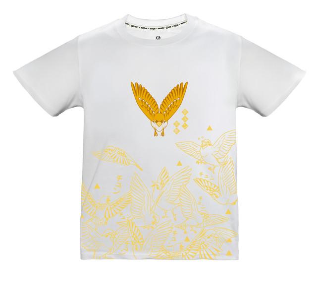 全台鬼殺隊員準備好!  《鬼滅之刃劇場版 無限列車篇》上映影城公開  「炎柱」首次帥氣登場就在「嘉義秀泰生活店」! T-shirt-NT-600-NT-528
