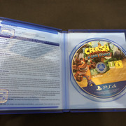 P:  Crash Bandicoot N.Sane Trilogy pre PS4