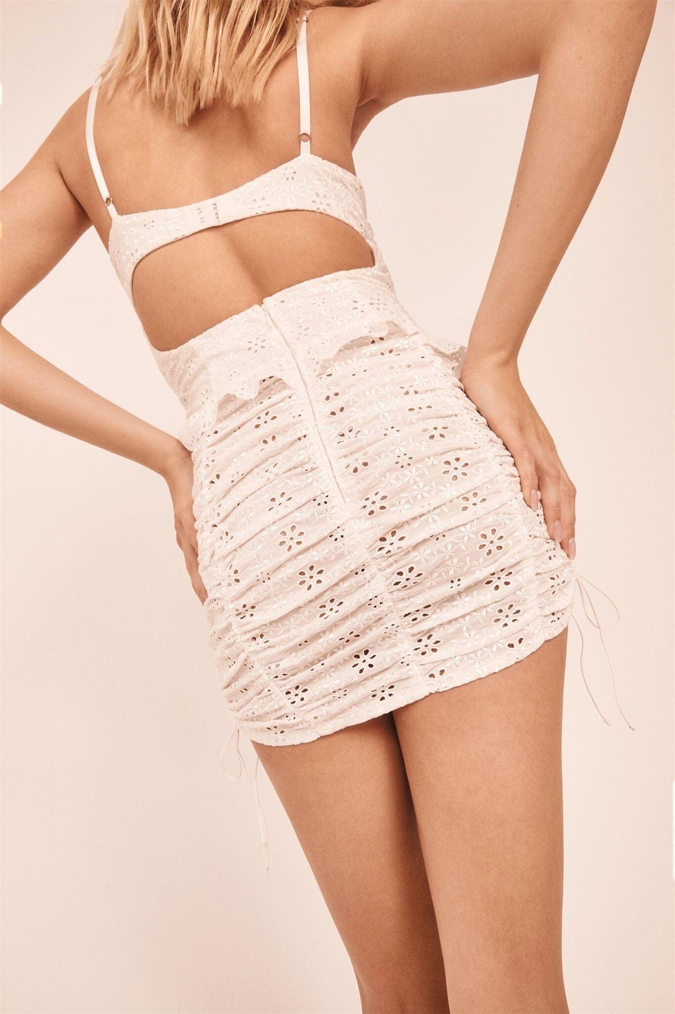 Хейли Клоусон в новой модной коллекции нижнего белья / фото 40