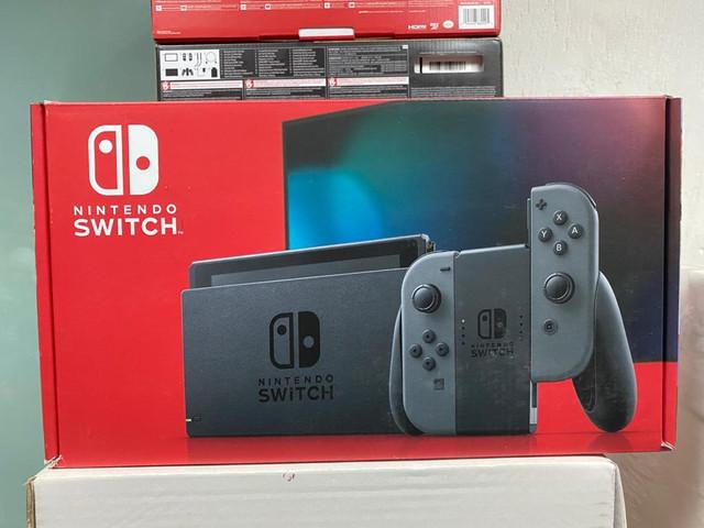 Les différents pack Switch V2-Grise